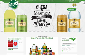 FrukiWebsite Corporativo